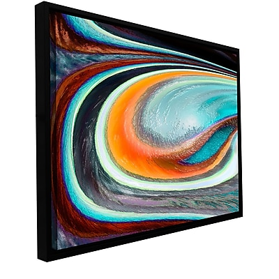 ArtWall 'Currents' Gallery-Wrapped Canvas 36