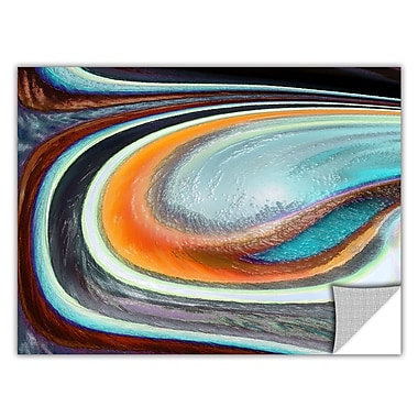 ArtWall 'Currents' Art Appeelz Removable Wall Art Graphic 18