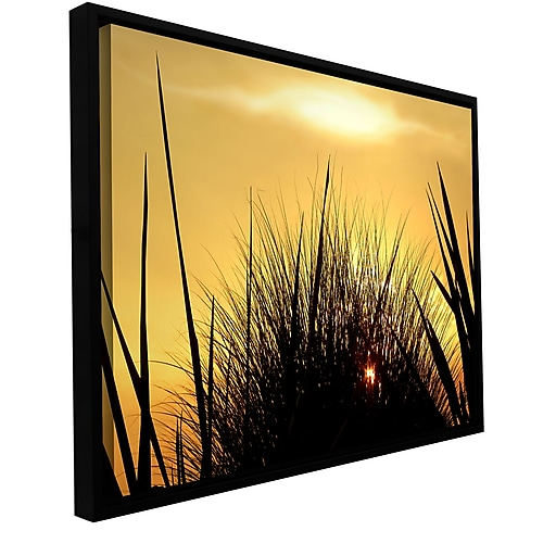 "ArtWall 'Deep In July' Gallery-Wrapped Canvas 36"" x 48"" Floater-Framed (0uhl156a3648f)"