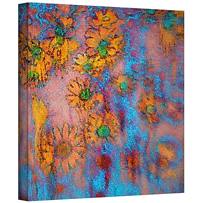 ArtWall 'Floral Thought' Gallery-Wrapped Canvas 18