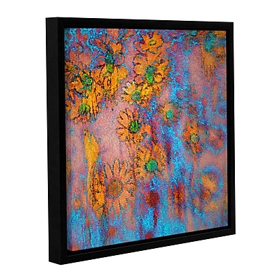 ArtWall 'Floral Thought' Gallery-Wrapped Canvas 36
