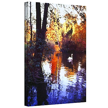 ArtWall 'Hamm Park' Gallery-Wrapped Canvas 24