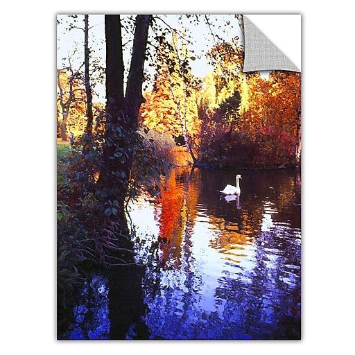 "ArtWall 'Hamm Park' Art Appeelz Removable Wall Art Graphic 36"" x 48"" (0uhl162a3648p)"