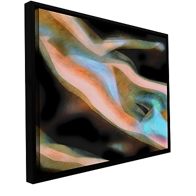 ArtWall 'Jazstract' Gallery-Wrapped Canvas 18