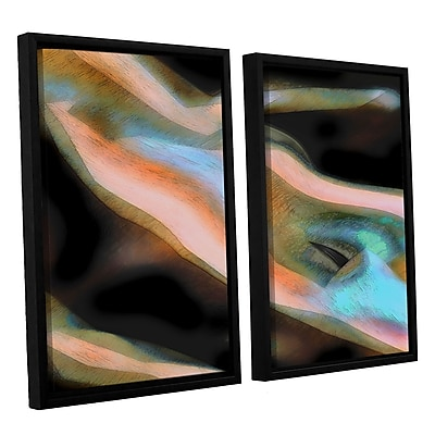 ArtWall 'Jazstract' 2-Piece Canvas Set 24