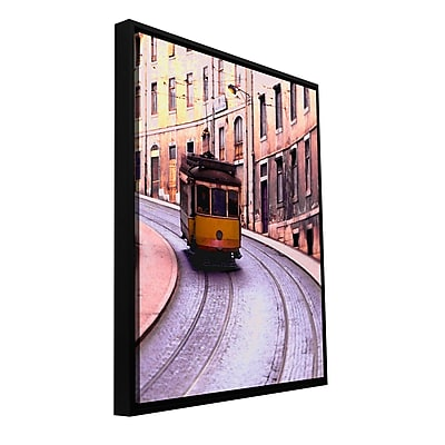 ArtWall 'Lisbon Transit' Gallery-Wrapped Canvas 18