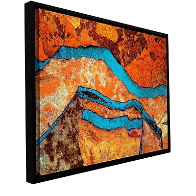 ArtWall 'Niquesa' Gallery-Wrapped Canvas 36