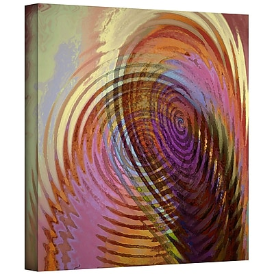 ArtWall 'Palette Vortex' Gallery-Wrapped Canvas 18