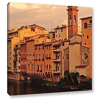 ArtWall 'Florence Charm' Gallery-Wrapped Canvas 18