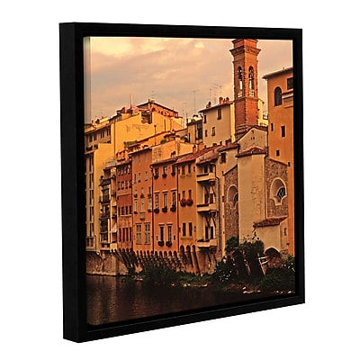 ArtWall 'Florence Charm' Gallery-Wrapped Canvas 24
