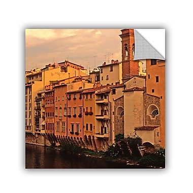 ArtWall 'Florence Charm' Art Appeelz Removable Wall Art Graphic 24