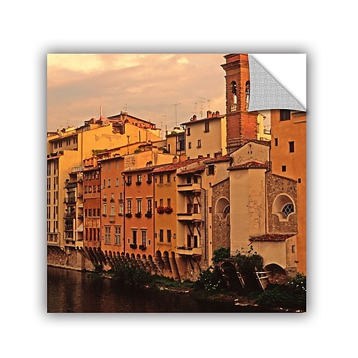 "ArtWall ""Florence Charm"" Art Appeelz Removable Wall Art Graphic 36"" x 36"" (0yat070a3636p)"