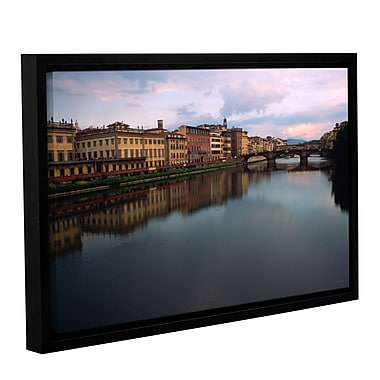 ArtWall 'Florence Memories' Gallery-Wrapped Canvas 24