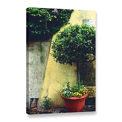 ArtWall 'Giardino Di Boboli Wall' Gallery-Wrapped Canvas 24