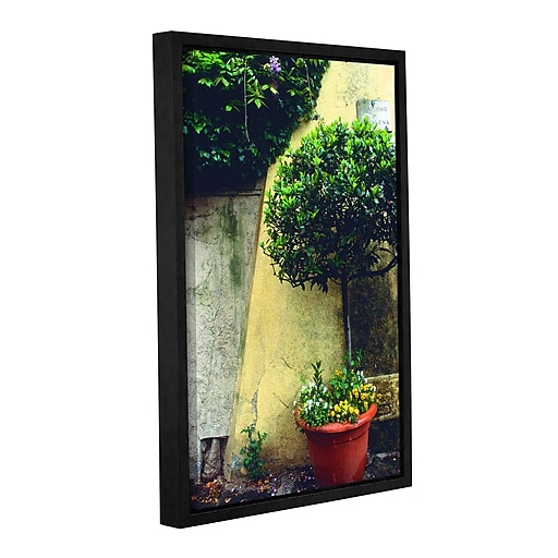 "ArtWall ""Giardino Di Boboli Wall"" Gallery-Wrapped Canvas 24"" x 36"" Floater-Framed (0yat072a2436f)"