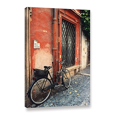 ArtWall 'La Bicicletta' Gallery-Wrapped Canvas 24