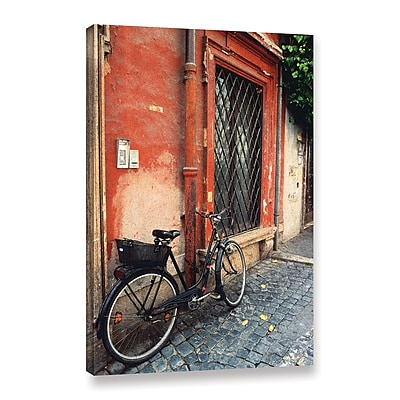 ArtWall 'La Bicicletta' Gallery-Wrapped Canvas 32