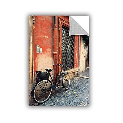 ArtWall 'La Bicicletta' Art Appeelz Removable Wall Art Graphic 16