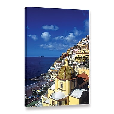ArtWall 'Picturesque Positano' Gallery-Wrapped Canvas 12