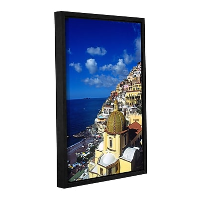 ArtWall 'Picturesque Positano' Gallery-Wrapped Canvas 16