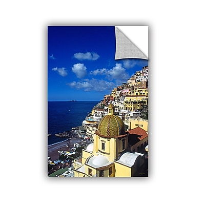 ArtWall 'Picturesque Positano' Art Appeelz Removable Wall Art Graphic (24