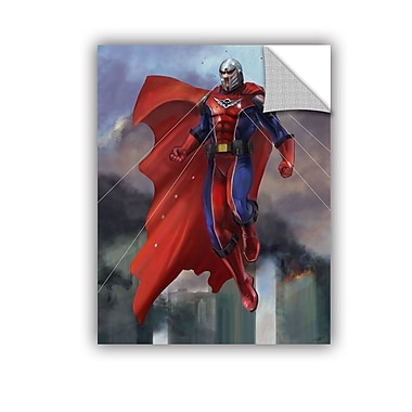 ArtWall 'Hero' Art Appeelz Removable Wall Art Graphic 14
