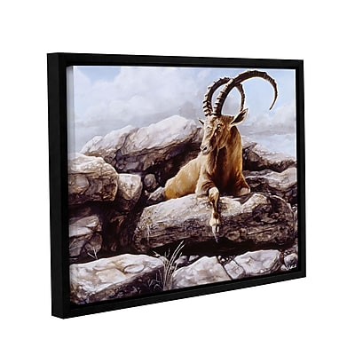 ArtWall 'Ibex' Gallery-Wrapped Canvas 14