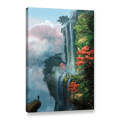 ArtWall 'In The Clouds' Gallery-Wrapped Canvas 12