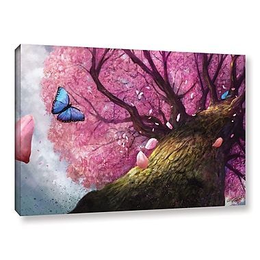 ArtWall 'In The Shadow Of Peace' Gallery-Wrapped Canvas 16