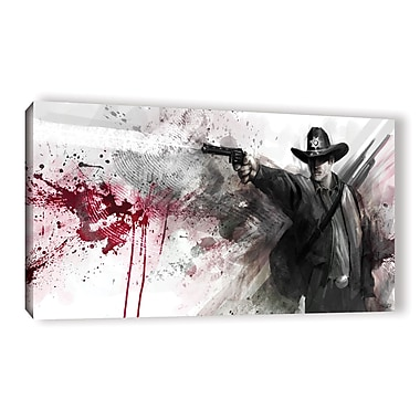 ArtWall 'Justice' Gallery-Wrapped Canvas 24