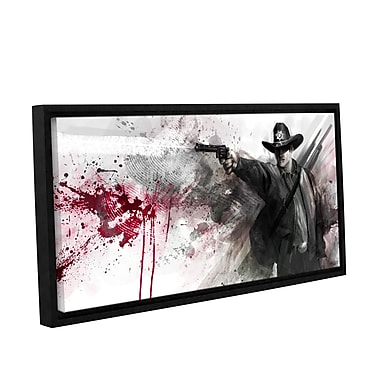 ArtWall 'Justice' Gallery-Wrapped Canvas 18