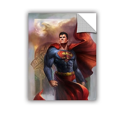 ArtWall 'Man Of Steel' Art Appeelz Removable Wall Art Graphic 18