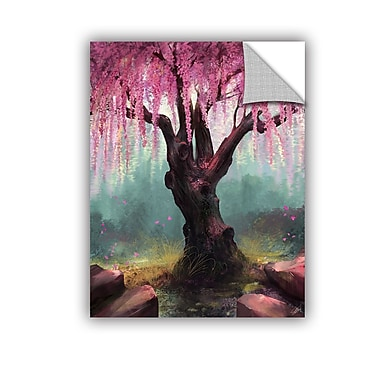 ArtWall 'Ode To Spring' Art Appeelz Removable Wall Art Graphic 36
