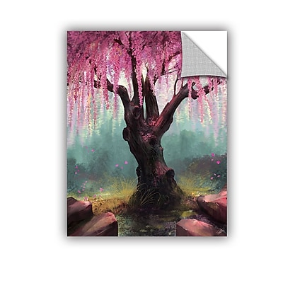ArtWall 'Ode To Spring' Art Appeelz Removable Wall Art Graphic 14