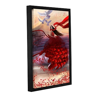 ArtWall 'Reflecting Back' Gallery-Wrapped Canvas 32