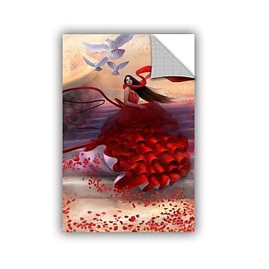 ArtWall 'Reflecting Back' Art Appeelz Removable Wall Art Graphic 16