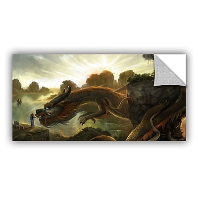 ArtWall 'Rise' Art Appeelz Removable Wall Art Graphic 24