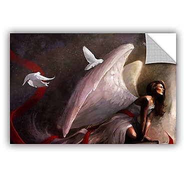 ArtWall 'Sometimes They Weep' Art Appeelz Removable Wall Art Graphic 16
