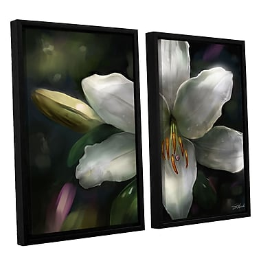 ArtWall 'Star Gazer' 2-Piece Canvas Set 24