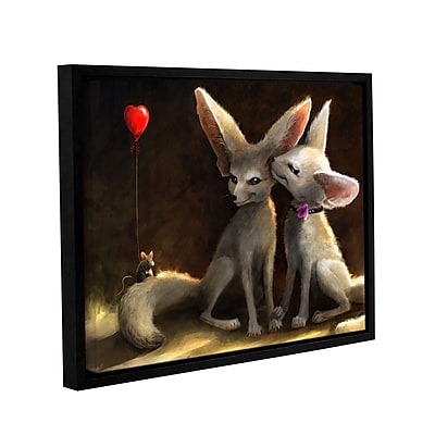 ArtWall 'Sweet Nothings' Gallery-Wrapped Canvas 18