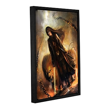 ArtWall 'The Good Path' Gallery-Wrapped Canvas 16