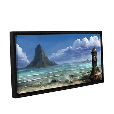 ArtWall 'The Proposal' Gallery-Wrapped Canvas 24