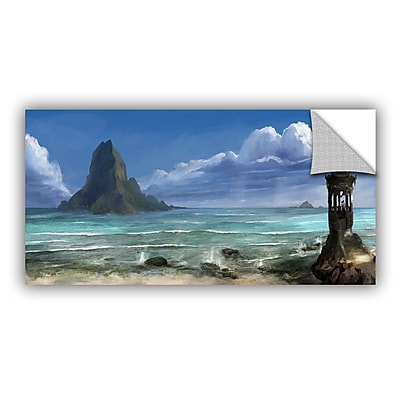 ArtWall 'The Proposal' Art Appeelz Removable Wall Art Graphic 18