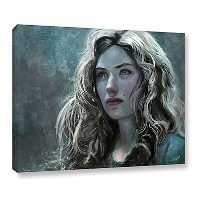 ArtWall 'The Witch' Gallery-Wrapped Canvas 24
