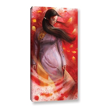 ArtWall 'Vietnam' Gallery-Wrapped Canvas 24