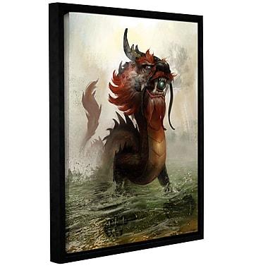 ArtWall 'Vietnamese Dragon' Gallery-Wrapped Canvas 24