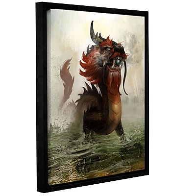 ArtWall 'Vietnamese Dragon' Gallery-Wrapped Canvas 14