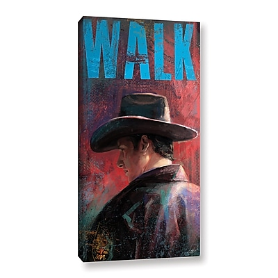 ArtWall 'Walk' Gallery-Wrapped Canvas 18