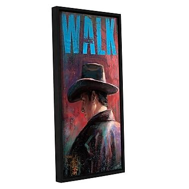 ArtWall 'Walk' Gallery-Wrapped Canvas 24