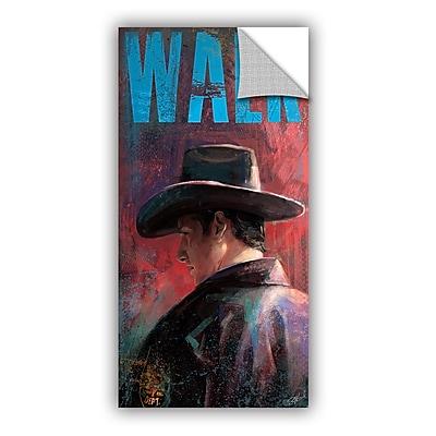 ArtWall 'Walk' Art Appeelz Removable Wall Art Graphic 24